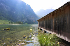 Schonau am Konigssee, Germany Royalty Free Stock Photos