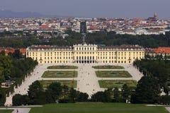 Schonbrun palace, Vienna. Royalty Free Stock Photography