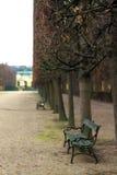 Schonbrunn公园 免版税库存照片