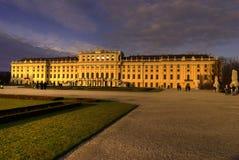 Schonbrunn宫殿 免版税库存图片
