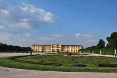 Schonbrunn Stockfoto