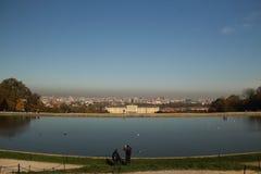 Schonbrunn Obrazy Royalty Free