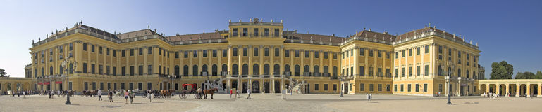 Schonbrunn. Stock Photos