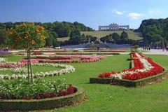 Schonbrunn arbor Stock Image