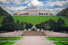 Schonbrunn Royalty Free Stock Photo