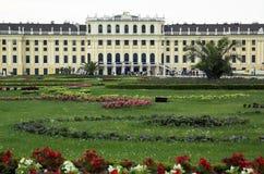 Schonbrunn di Schloss di Vienna Fotografia Stock Libera da Diritti