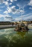 Schonbrunn garden, Vienna Royalty Free Stock Photo
