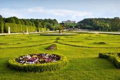 Schonbrunn Gardens in Vienna Stock Image