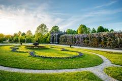 Sch ne g rten in wien lizenzfreie stockfotografie bild for Grosartig grafgarten