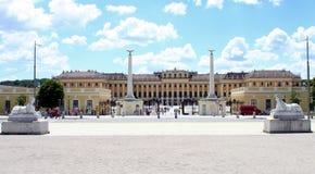 Schonbrunn pałac Fotografia Stock