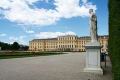 Schonbrunn pałac Zdjęcie Stock