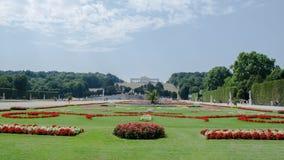 Schonbrunn Pałac Obraz Stock