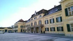 Schonbrunn Pałac Zdjęcie Royalty Free