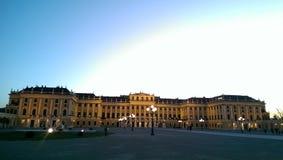 Schonbrunn Pałac Fotografia Royalty Free