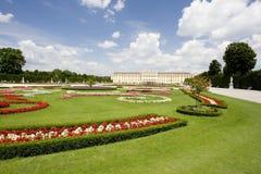 Schonbrunn palace. Palace of schonbrunn in vienna austria Stock Image