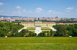 Schonbrunn Palace. Vienna, Austria 2009 Royalty Free Stock Image