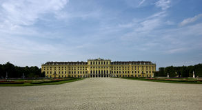 Schonbrunn Palace Stock Images