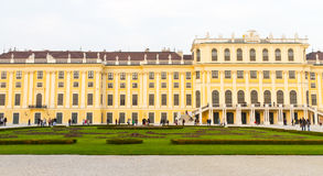Schonbrunn Palace Royalty Free Stock Images