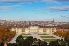 Schonbrunn palace, Austria Stock Photography