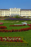 Schonbrunn Palace Castle Garden Vienna Stock Photography
