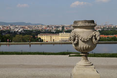 Schonbrunn palace Details Stock Photography