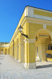 Schonbrunn palace entrance. Arhitectural details, Vienna, Austria Royalty Free Stock Photography
