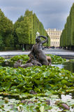 Schonbrunn Palace Garden Stock Images