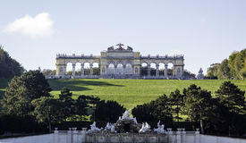 Schonbrunn Palace Gardens Royalty Free Stock Image