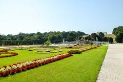Schonbrunn Palace Gardens Royalty Free Stock Photo