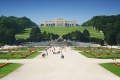 Free Schonbrunn Palace In Vienna, Austria Royalty Free Stock Photos - 15379158