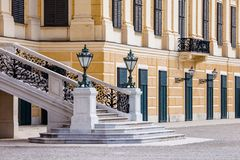 Schonbrunn Palace Royalty Free Stock Photography