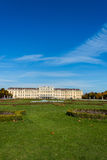 Schonbrunn Palace on October 14 in Vienna, Stock Photos