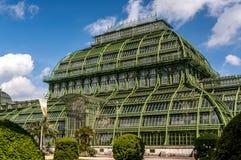 Schonbrunn Palace Palm Pavilion Stock Photos