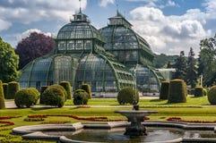 Schonbrunn Palace Palm Pavilion Royalty Free Stock Image