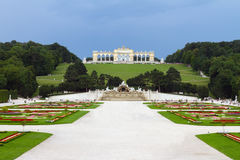 Schonbrunn Palace Park Royalty Free Stock Images