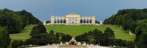 Schonbrunn Palace Park Royalty Free Stock Image