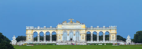 Schonbrunn Palace Park Stock Photography