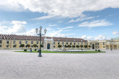 Schonbrunn Palace Stock Photography