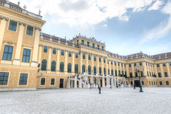 Schonbrunn Palace Royalty Free Stock Photo