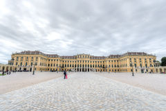 Schonbrunn Palace Royalty Free Stock Image