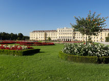 Schonbrunn Palace Vienna Stock Photo