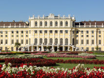 Schonbrunn Palace Vienna Stock Images
