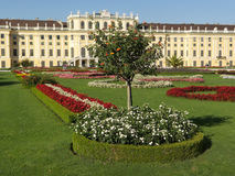 Schonbrunn Palace Vienna Royalty Free Stock Photo