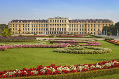 Schonbrunn Palace in Vienna. Austria Stock Images