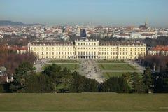 Schonbrunn Palace Vienna Royalty Free Stock Photos