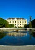 Schonbrunn palace, Vienna. Capital of Austria Stock Photo