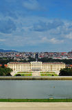 Schonbrunn Palace, Vienna, Aus Royalty Free Stock Image