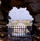 Schonbrunn Palace in Vienna. Austria Royalty Free Stock Photography