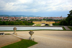 Schonbrunn Palace,Vienna,Austria Royalty Free Stock Photos