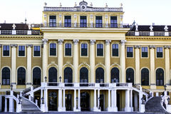 The Schonbrunn Palace Royalty Free Stock Photos
